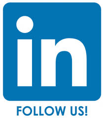 follow us on linked