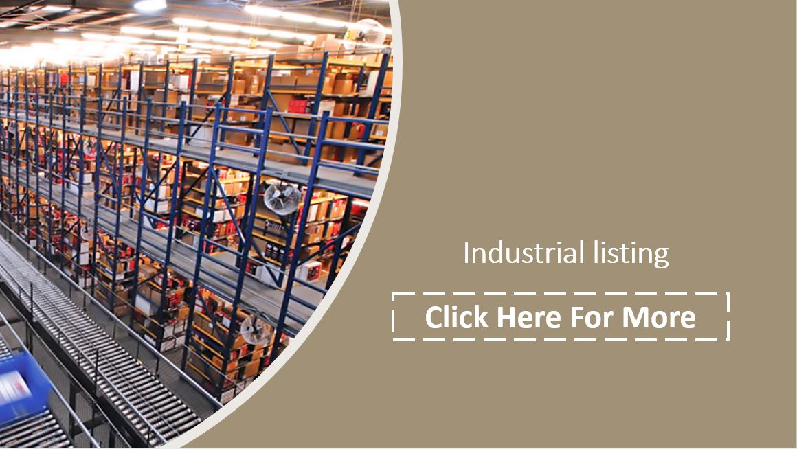 industrail listing -click here for more
